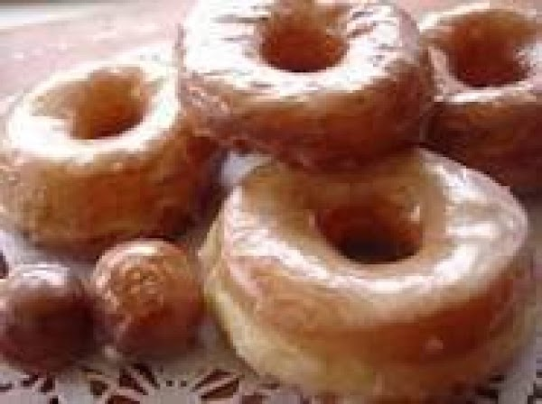 Old Fashion Yeast Raised Doughnuts Recipe