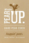 NV Cider  Hoppin' Pear