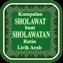 Kumpulan Sholawat Lirik Arab icon