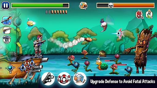 Ship Defense u2013 Kill Monster & Gun Strike apktram screenshots 3