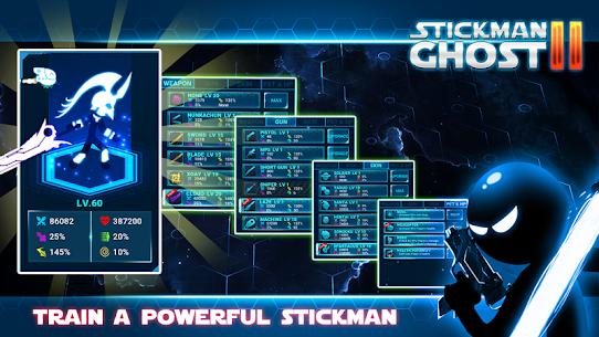 Stickman Ghost 2: Galaxy Wars – Shadow Action RPG 6.6 APK Mod Updated 3