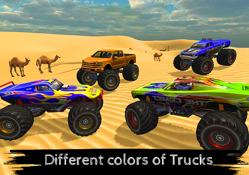 Download Monster Truck Games 2020 Offroad Truck Racing Free For Android Monster Truck Games 2020 Offroad Truck Racing Apk Download Steprimo Com