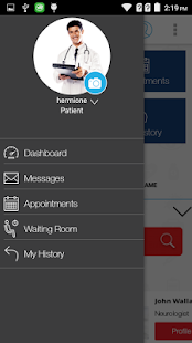 MyDoctorsChat- screenshot thumbnail
