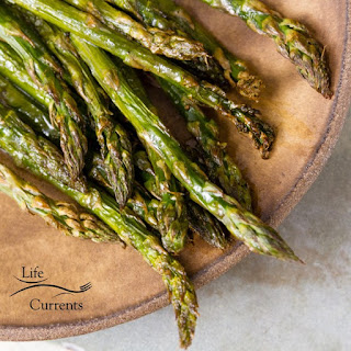 How to Roast Asparagus.