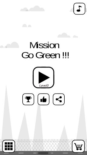Commando Mission - Go Green