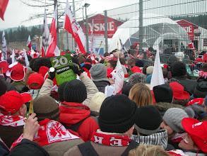 Photo: a ludzie tłumnie przybyli...