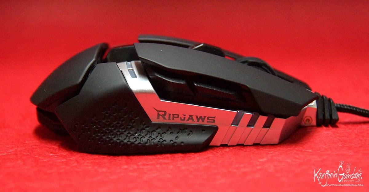 Đánh giá chú chuột game Ripjaws MX780 RGB