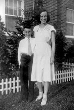 Photo: Robert F. Wagner and his mother, Margaret.