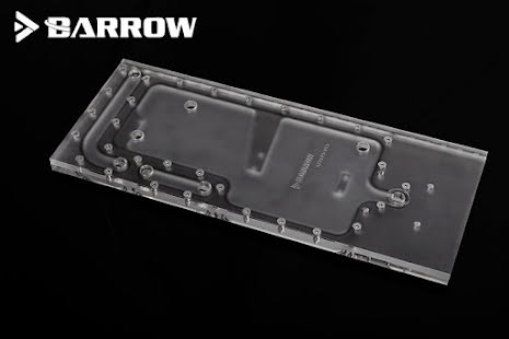 Barrow WaterWay for Thermaltake View 71