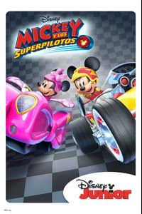 Mickey y los superpilotos (S1E33)