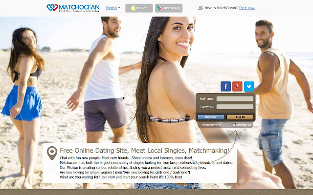 Local singles chat free