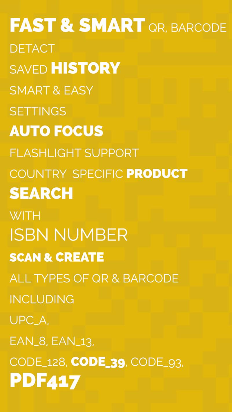 Multiple qr barcode scanner Pro Screenshot 0