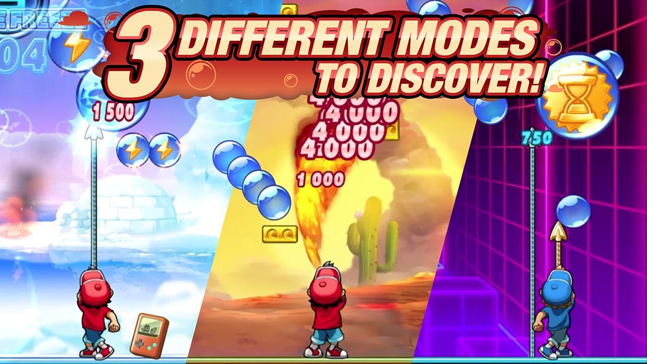Pang Adventures screenshot #7