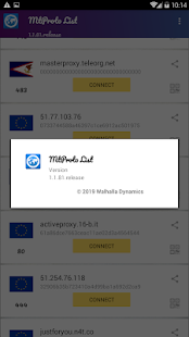 App Free Unlimited Proxy - Proxy MTProto for Telegram APK for Windows Phone