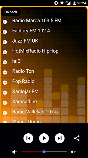 radio santiago guimaraes fm portugal gratis online screenshot 3