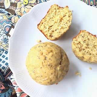 Lemon Poppyseed Muffin Makeover