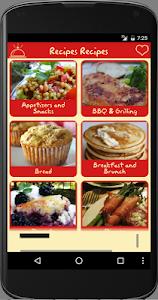 Dessert Recipe Book screenshot 0