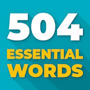504 لغت ضروری ( آموزش زبان انگلیسی )