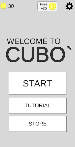 Cubo` screenshot 2