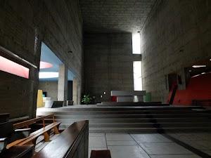 La Tourette - kościół