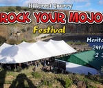 ROCK YOUR MOJO Festival - only R99 online (R120 door) : Hillcrest Quarry