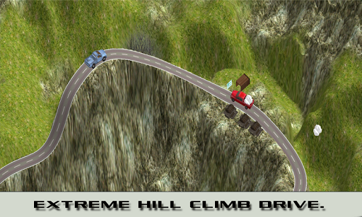 HillClimb Truck Speed Driving
