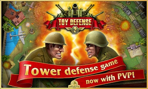 Toy Defense 2 – strategy - screenshot thumbnail