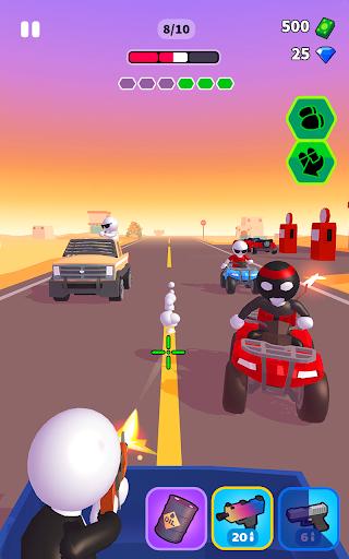 Rage Road screenshot 7