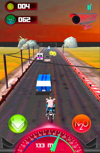 Break Free Racer
