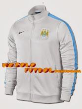 Photo: Manchester City Chaqueta