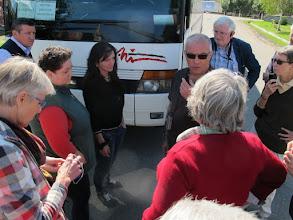 Photo: Rou1P20-151003rencontre avec deux femmes du pays à Seleus, sur origine d'une famille IMG_9049