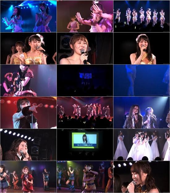 (LIVE)(公演) AKB48 チーム4 「夢を死なせるわけにいかない」初日公演 151203