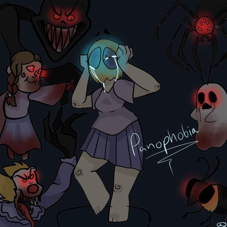 Panophobia | Villainous! Amino