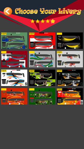 Livery MOD Bus JBHD 1.6 Screenshots 2