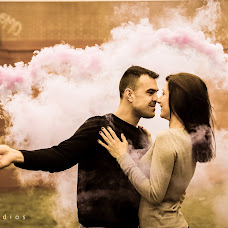 Wedding photographer Zibi Kedziora (zibistudios). Photo of 28.03.2017