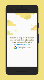 Cloudletpro Text scan - Screen Translate Screenshot