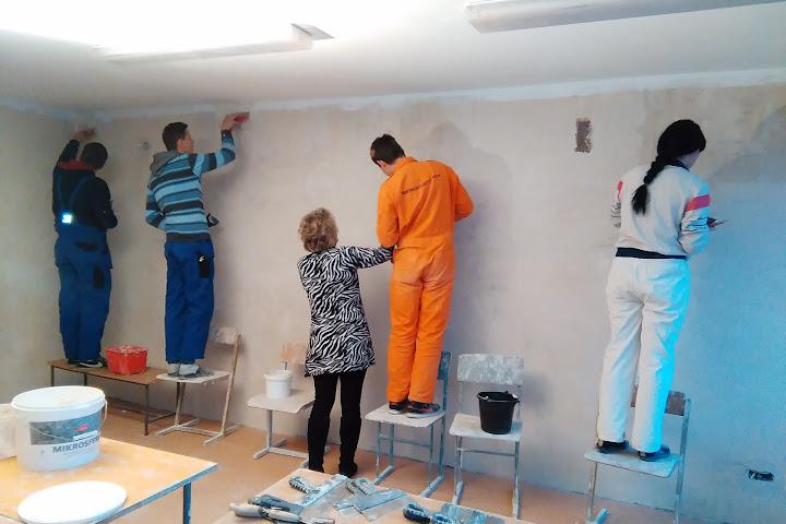 Profesinio meistriskumo konkursas Jaunasis statybininkas 2015