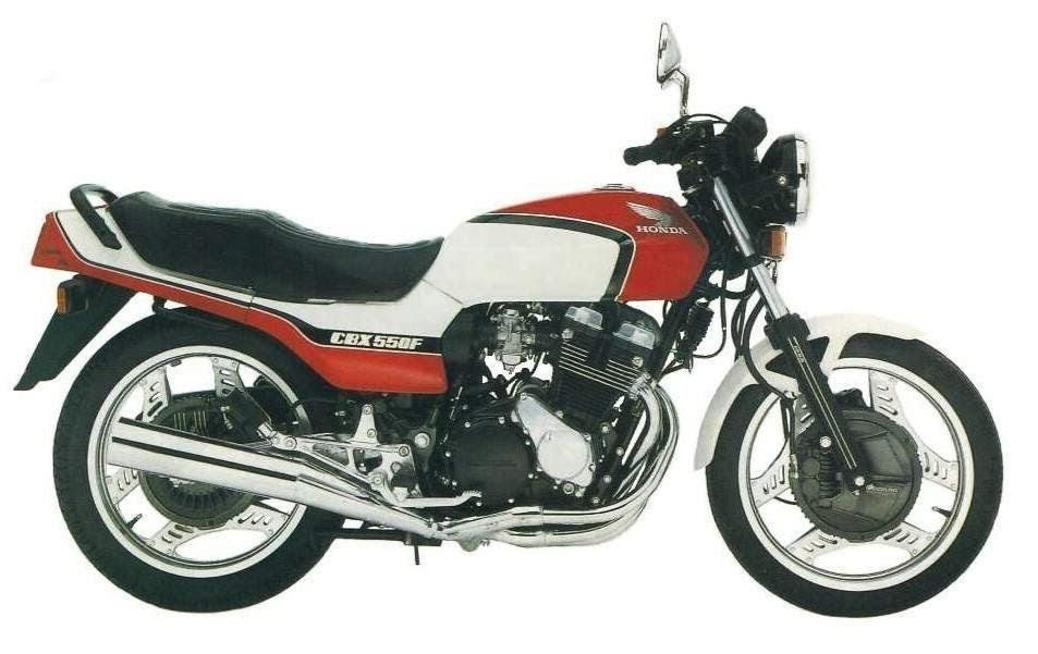 Honda CBX 550-manual-taller-despiece-mecanica
