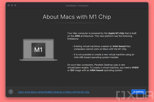 How to run Windows 10 on an Apple Silicon Mac