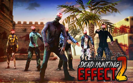 DEAD HUNTING EFFECT 2: ZOMBIE FPS SHOOTING GAME  screenshots 4