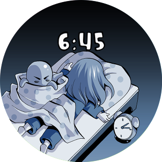 Carla & Schnuu Watch Face- screenshot