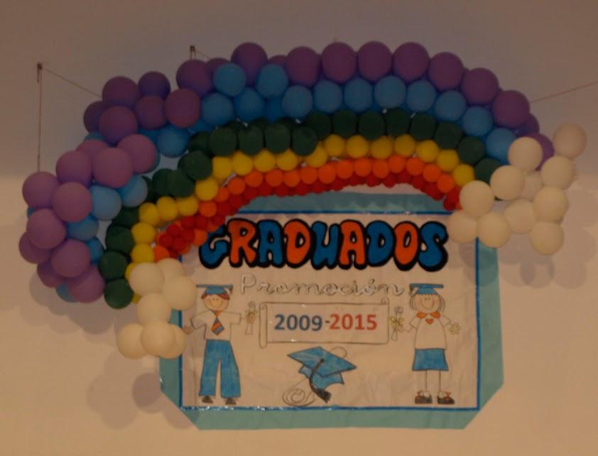 Graduación 2009-2015