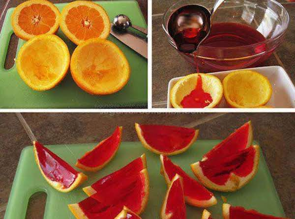 Jello In A Orangy Way Recipe