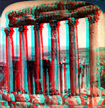 Photo: The Temple of the Sun, Baalbek, Syria