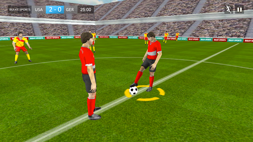Play Soccer Game 2018 : Star Challenges  screenshots 5