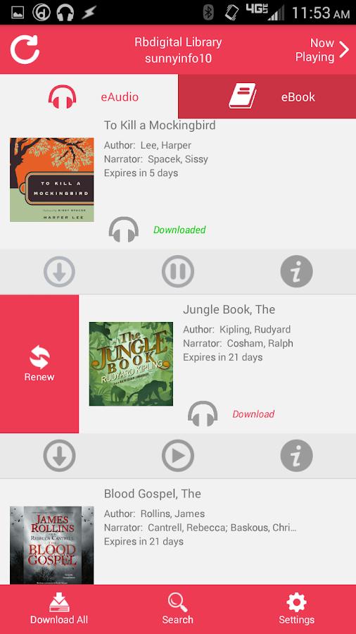 OneClickdigital- screenshot