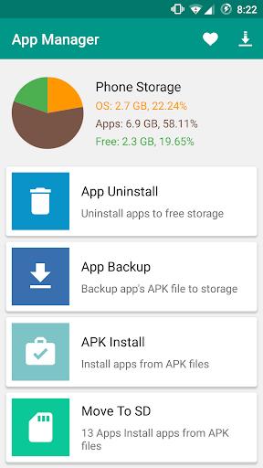 App Manager - Apk Installer 1.0.26 screenshots 1