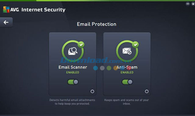Phần mềm Kaspersky Total Security 2020