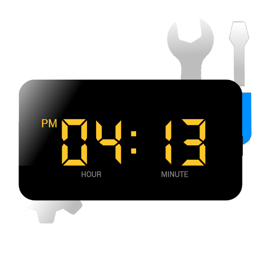 Make original Digital Clock  DIGITAL CLOCK MAKER APK Cracked Download