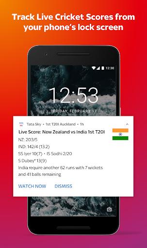 Tata Sky Mobile- Live TV, Movies, Sports, Recharge screenshots 7